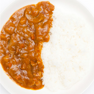 ハバネロの辛さと玉ねぎの甘さがクセになる、激辛ご当地カレー