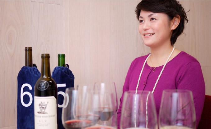 ワインを通じで世界が広がる
