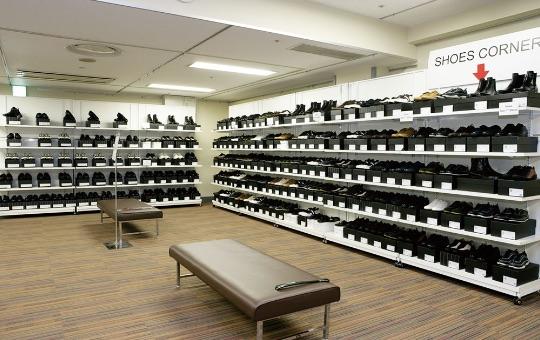 紳士靴販売会