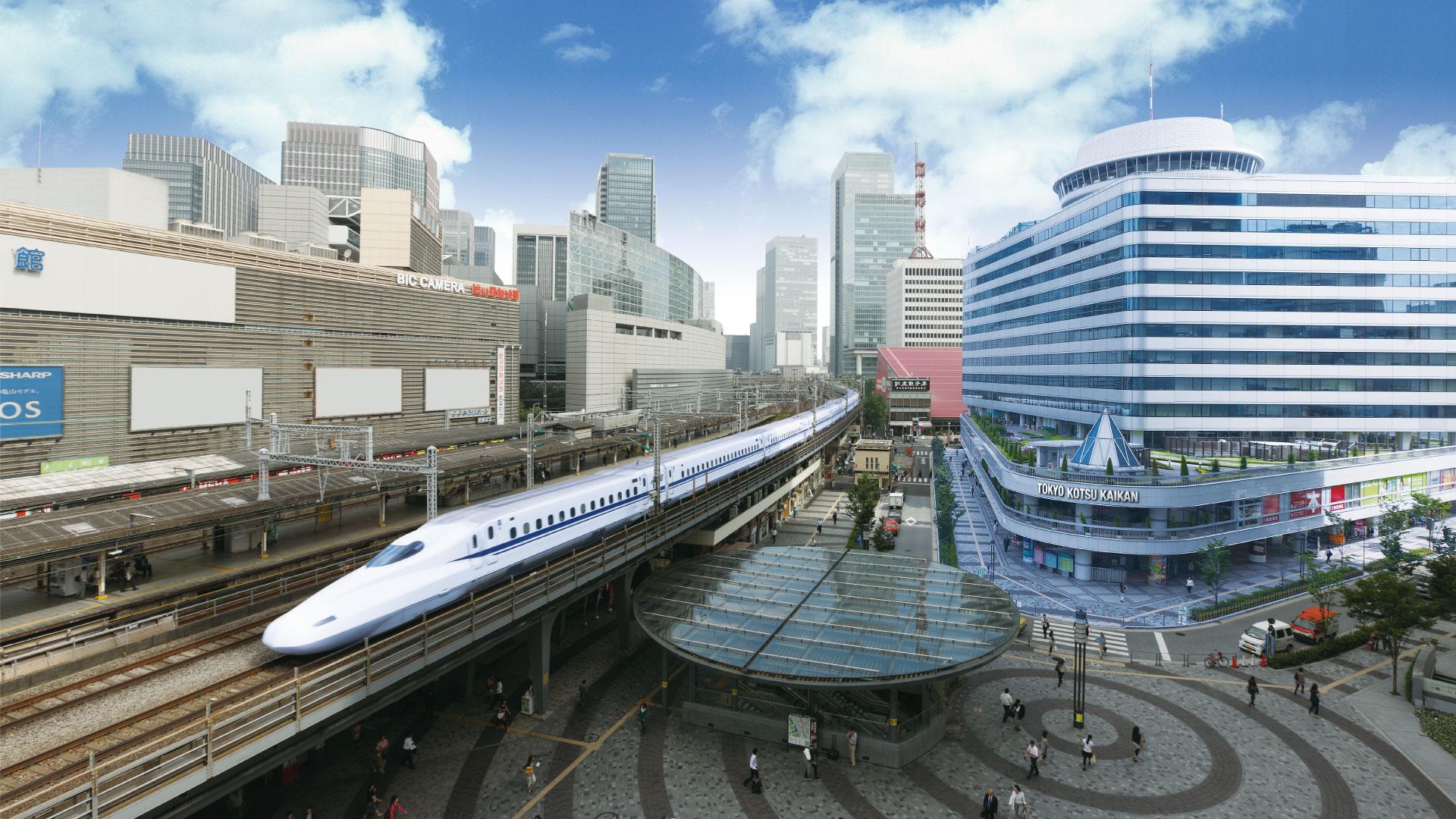 東京交通会館